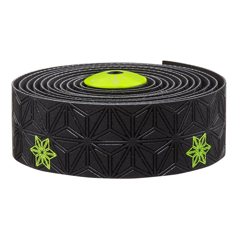 Supacaz Bar Tape SSK NEON YELLOW GALAXY