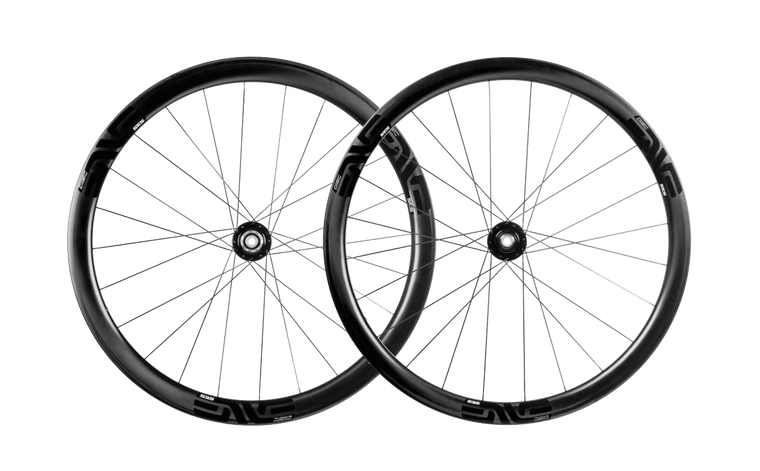 Enve 3.4 SES Disc Clincher Tubeless DT Swiss 240 12/142 S11 CentreLock Wheelset