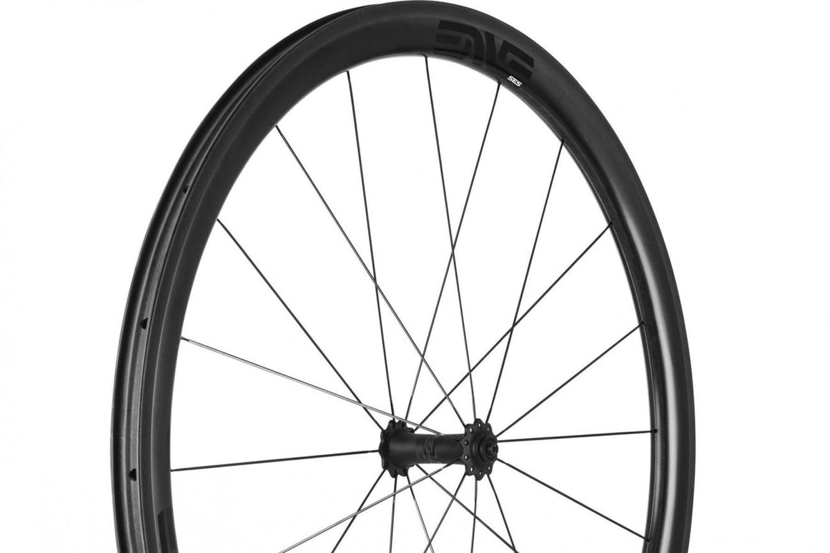 Enve 3.4 SES G2 Clincher Tubeless DT Swiss 240 S11 -inc brake pads/skewers Wheelset