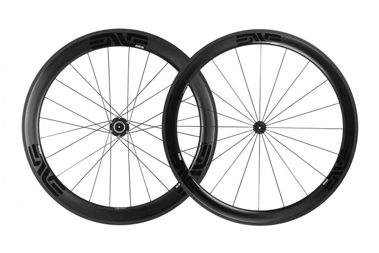 Enve 4.5 SES G2 Clincher DT Swiss 240 S11 -inc brake pads/skewers Wheelset