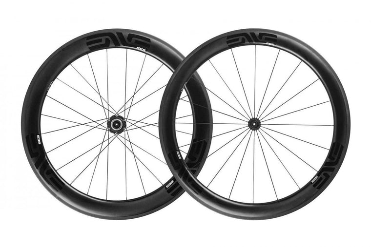Enve 5.6 SES G2 Clincher Tubeless DT Swiss 240 S11 -inc brake pads/skewers Wheelset