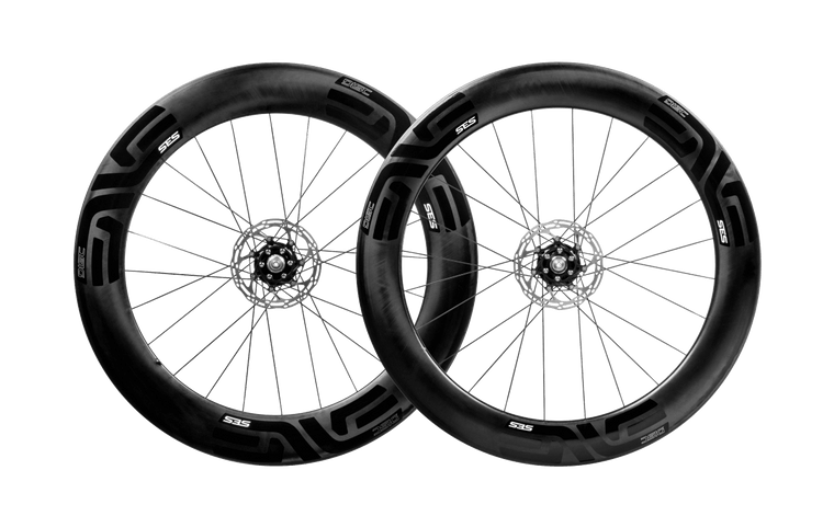 Enve 7.8 SES Disc Clincher DT Swiss 240 12/142 S-11 6 Bolt Wheelset