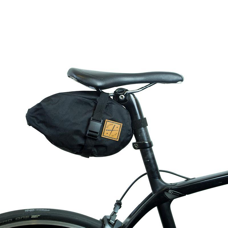 Restrap Saddle Pack Small 4 Litre Black