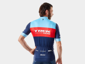 Santini Trek Factory Racing Men's XC Team Replica Cycling Jersey 2021 - Cycles Galleria Melbourne