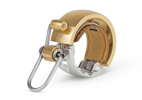 Knog Oi Luxe Small Brass Bell
