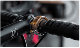 Knog Oi Luxe Large Brass Bell - Cycles Galleria Melbourne