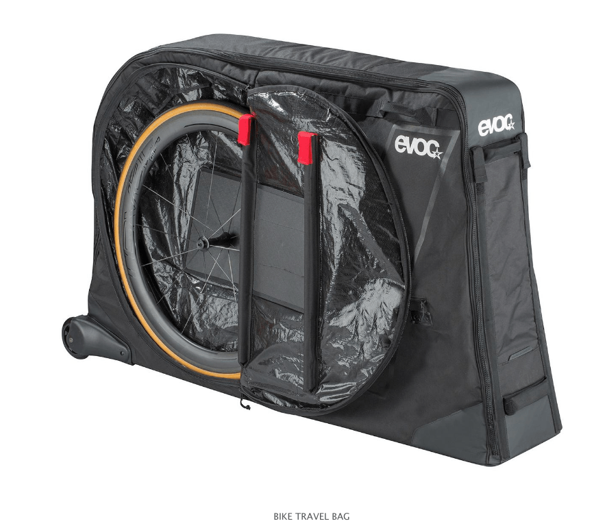 EVOC Travel Bag Black.