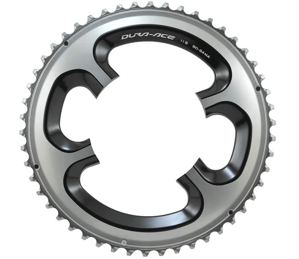 Shimano Dura-Ace Fc-9000 Chainring 50T - Cycles Galleria Melbourne
