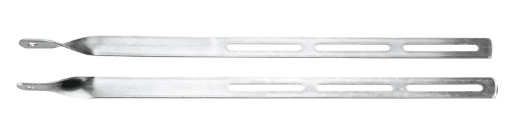 TOPEAK EXTRA LONG BRACKETS FOR RACKS (34.5CM) (NO BOLTS)