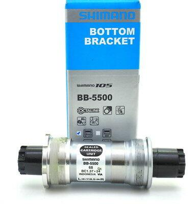 SHIMANO BB-5500 BOTTOM BRACKET 68x118mm 105