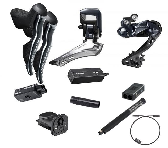 Shimano Ultegra R8050 Di2 Upgrade Kit