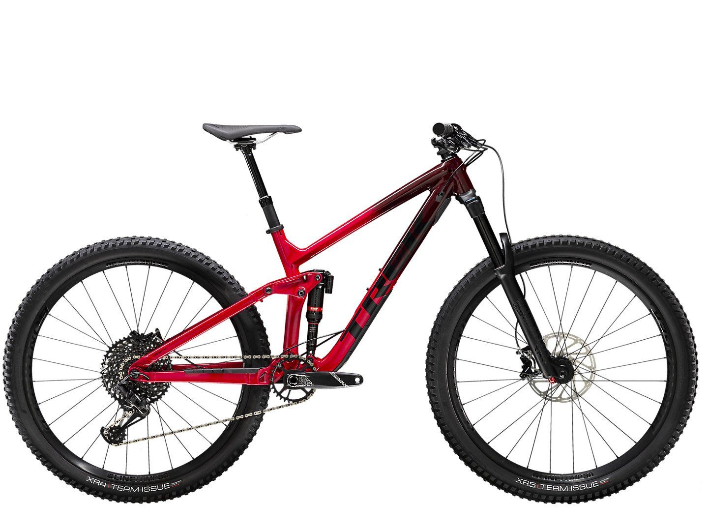 Trek Slash 8 2020 M/L Red Ex-Rental QV50