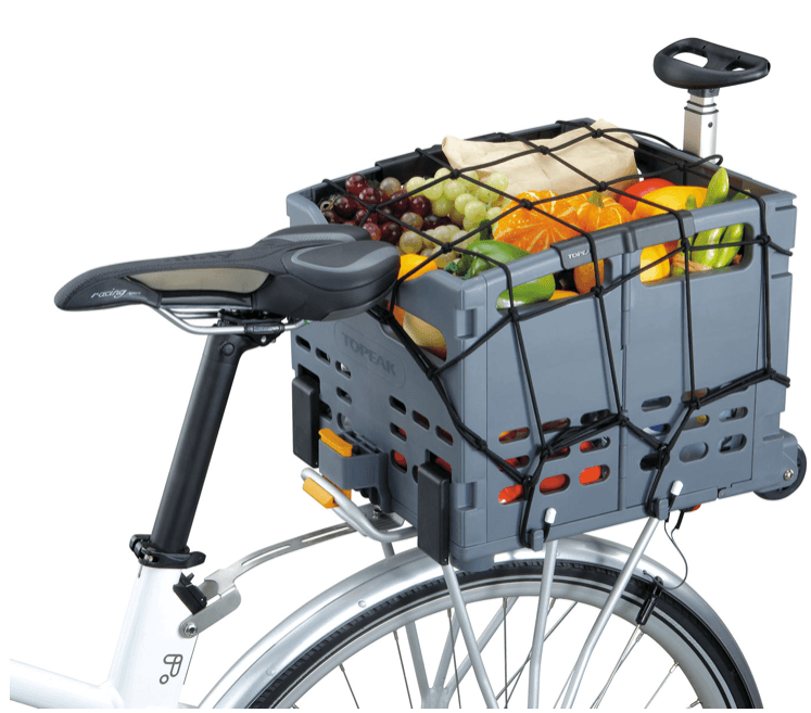 Topeak Cargo Net For Trolley & Mtx Rear Basket