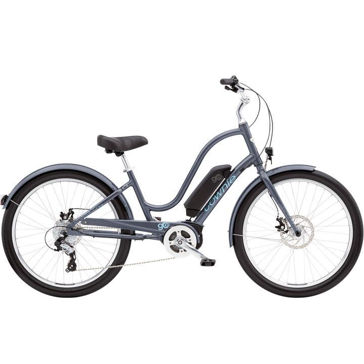 "Electra Townie Go! 8D Ladies Step Thru 26 "" Cosmic Grey 2020"