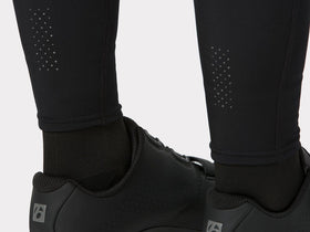 Bontrager Thermal Cycling Leg Warmer Black Clothing - Warmers Bontrager
