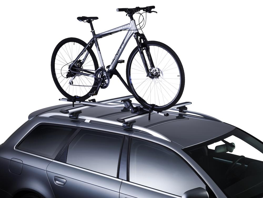 Thule ProRide 591 TwinPack - Silver