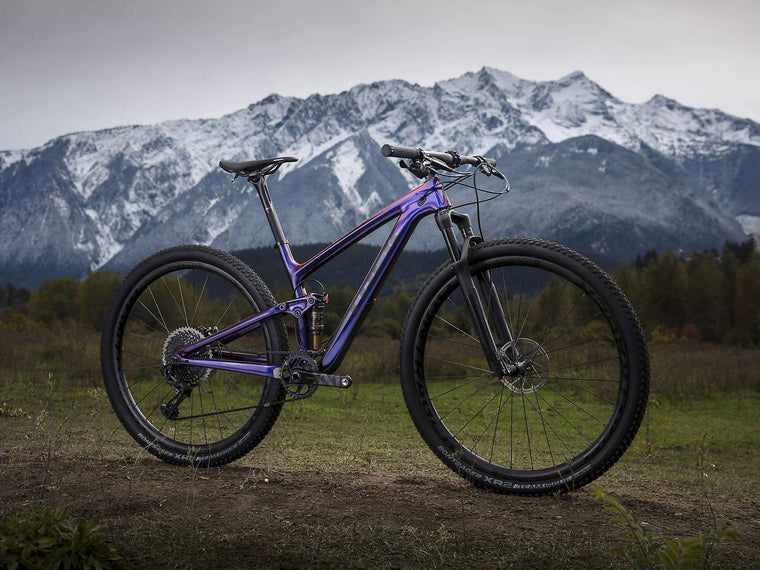 Trek Top Fuel 9.9 SL 2019