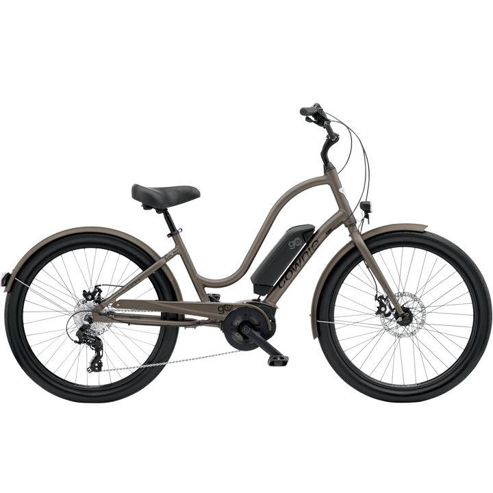 "Electra Townie Go! 8D Ladies Step Thru 26 "" Brass Satin 2020"