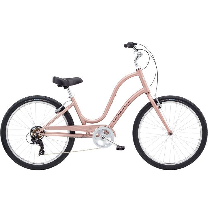 Electra Townie 7D - Ladies - Gold 2019