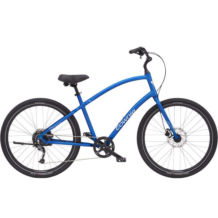 Electra Townie Path 9D Step Over Medium Vivid Blue 2020