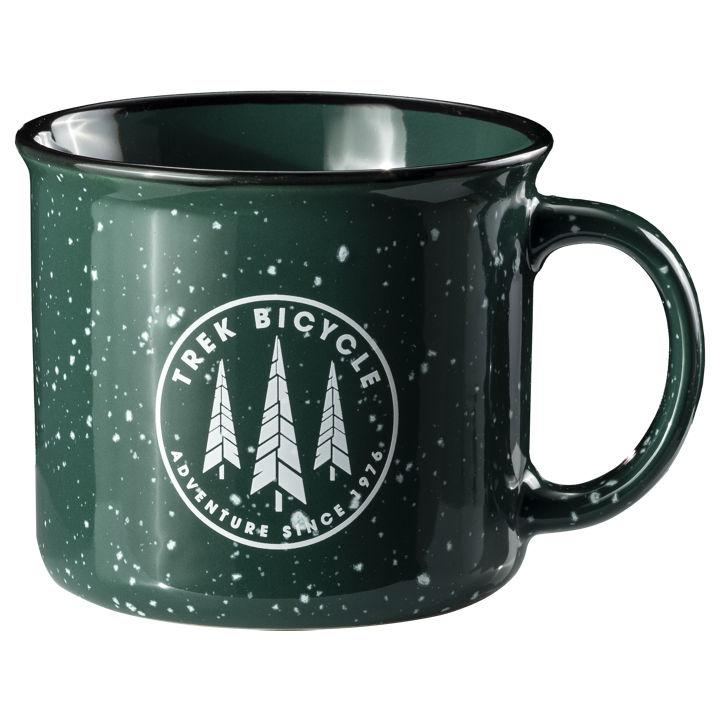 Trek Adventure Mug Green