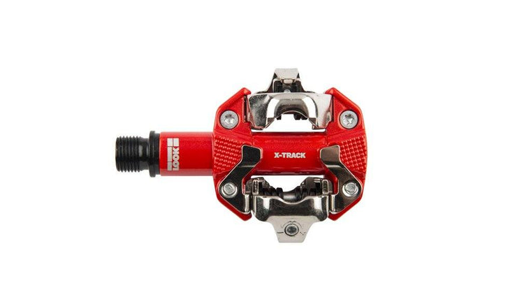 Look Xtrack Red Pedals