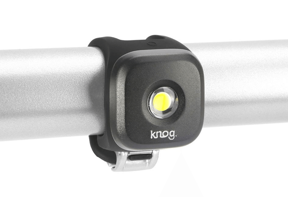 Knog Blinder 1 Front Black - Cycles Galleria Melbourne