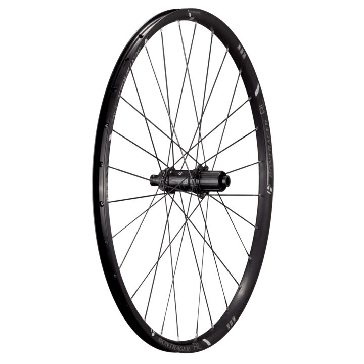 Bontrager Wheel Rear Race Lite 26 TLR CL Disc 135/142 Black