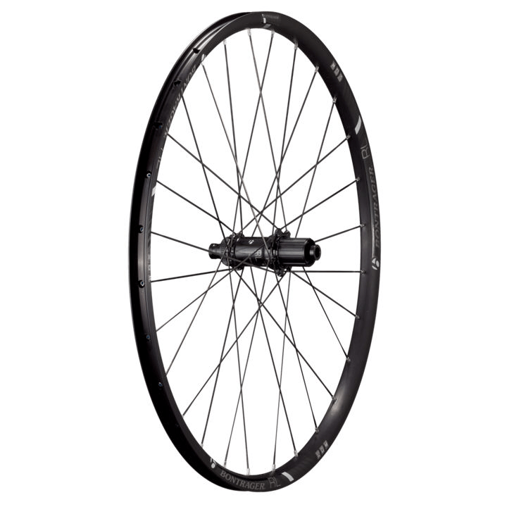 Bontrager Wheel Rear Race Lite 275 TLR CL Disc 135/142 Black