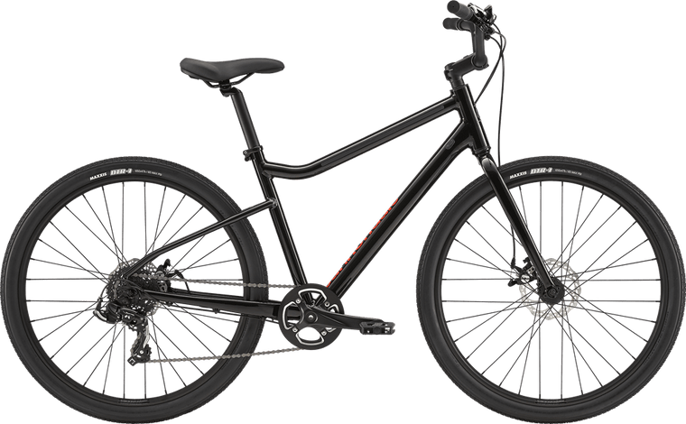 Cannondale Treadwell 3 U 27.5 Black Small 2020