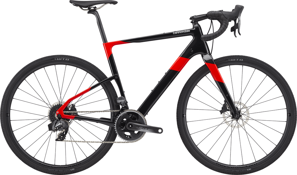 Cannondale Topstone Carbon Force eTap 2020