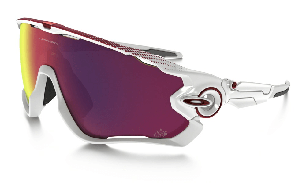 Oakley Jawbreaker Glasses w/ Prizm Road Lens - Cycles Galleria Melbourne