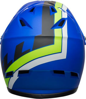 Bell Sanction Matte Blue/Hi-Viz LG Accessory - Helmet BELL
