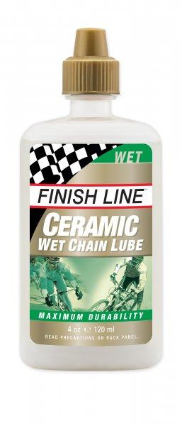 FINISHLINE Ceramic Wet Lube 4oz - Cycles Galleria Melbourne