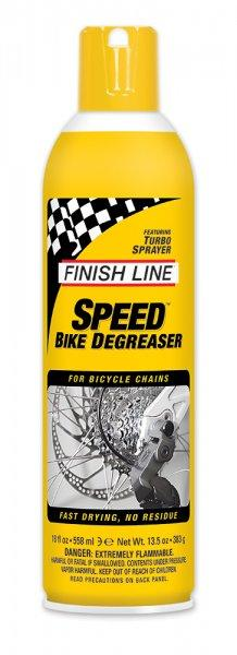 FINISHLINE Speed Bike Degreaser 18oz Aerosol - Cycles Galleria Melbourne