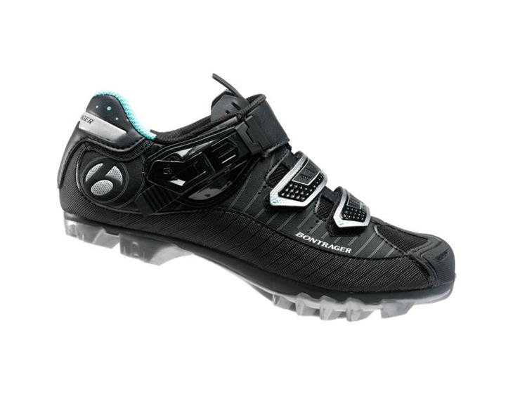 Bontrager RL Womens 37 Black MTB Shoes CLOSEOUT