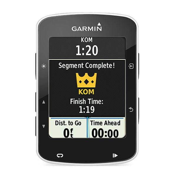 Garmin Edge 520 Bundle (includes HRM, Speed & Cadence) - Cycles Galleria Melbourne