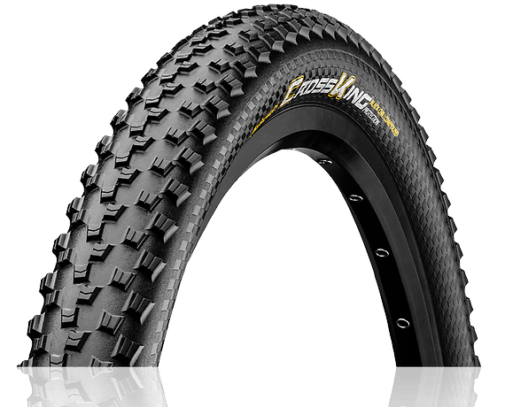 Continental Cross King Tubeless Ready Folding Tyre - Cycles Galleria Melbourne