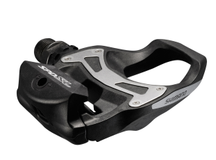 Shimano R550 SPD-SL Pedals - Black - Cycles Galleria Melbourne