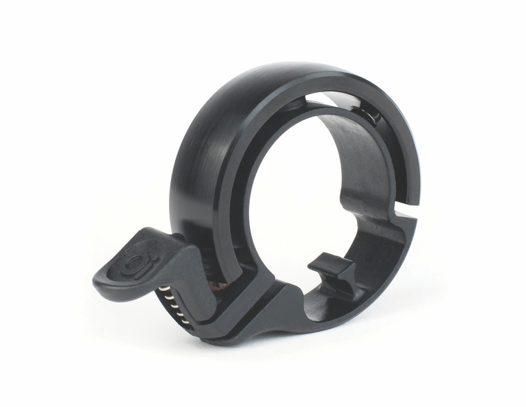 KNOG Oi Classic Large Black Bell - Cycles Galleria Melbourne