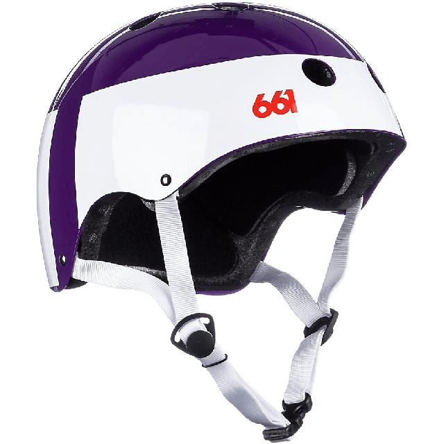 SixSixOne DirtLid Helmet Purple - Cycles Galleria Melbourne