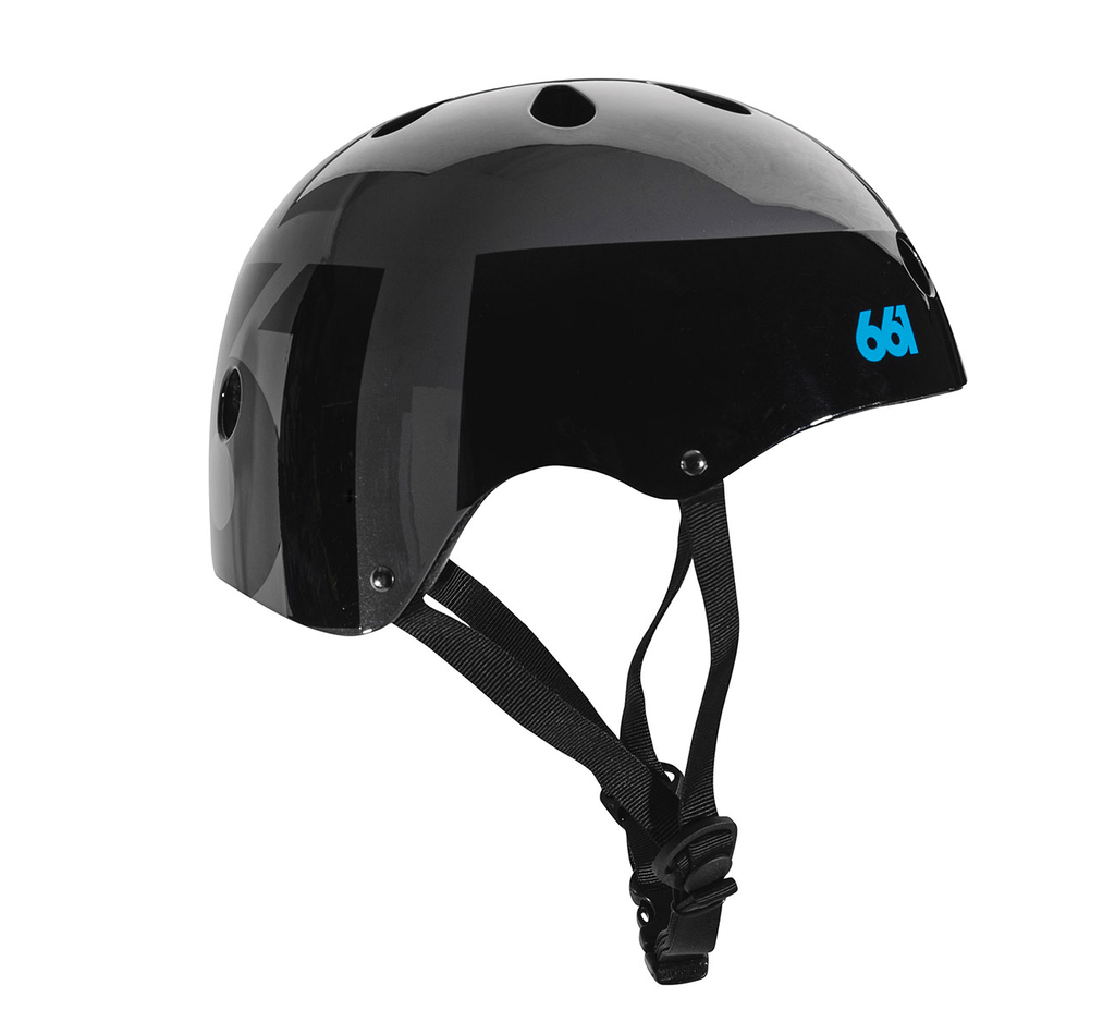 SixSixOne DirtLid Helmet Black - Cycles Galleria Melbourne