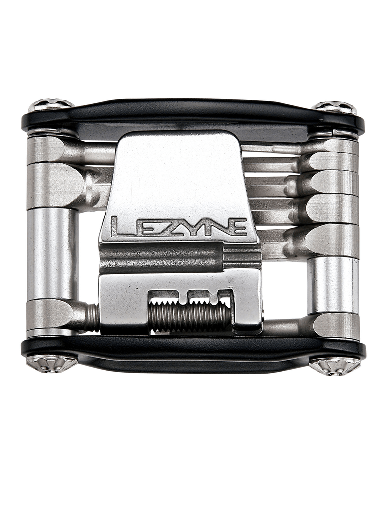 Lezyne CRV 20 Multi Tool Black - Cycles Galleria Melbourne