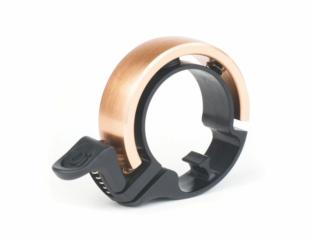 KNOG Oi Classic Large Brass Bell - Cycles Galleria Melbourne