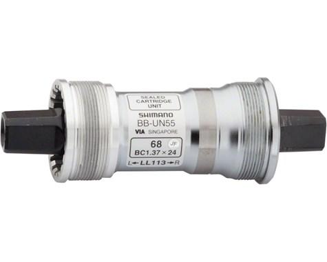 Shimano Bb-Un55 Bottom Bracket 73X122Mm
