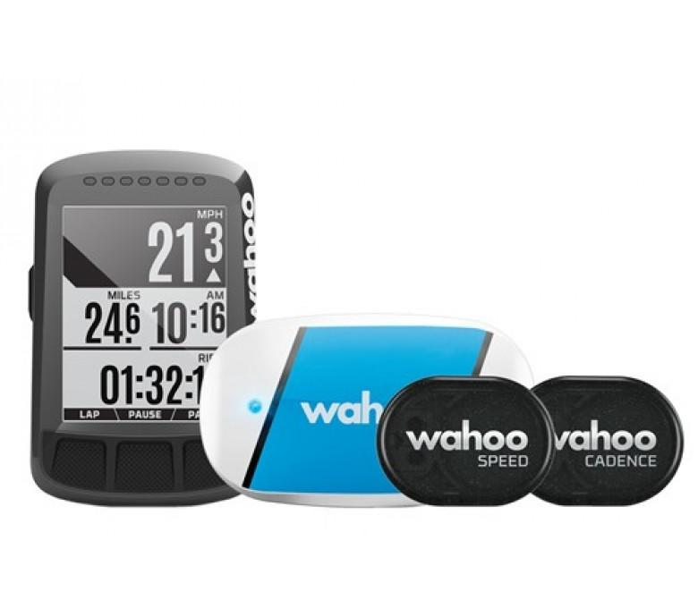 Wahoo Elemnt Bolt GPS Bundle