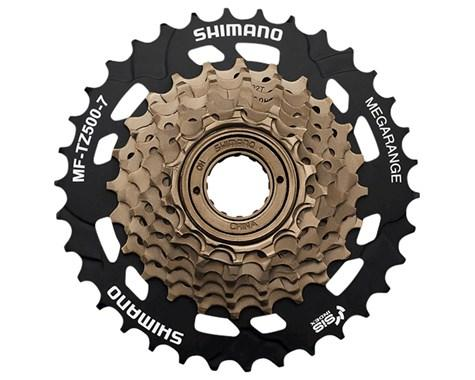 Shimano MF-TZ500 Tourney 7sp freewheel 14-34