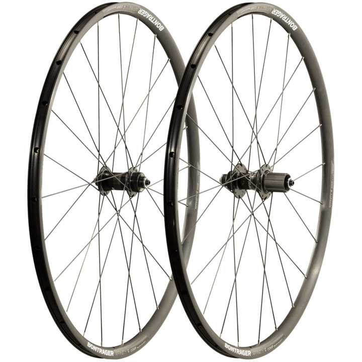 Bontrager Wheel Front Affinity Comp 700C TLR Clin Road Disc - Cycles Galleria Melbourne