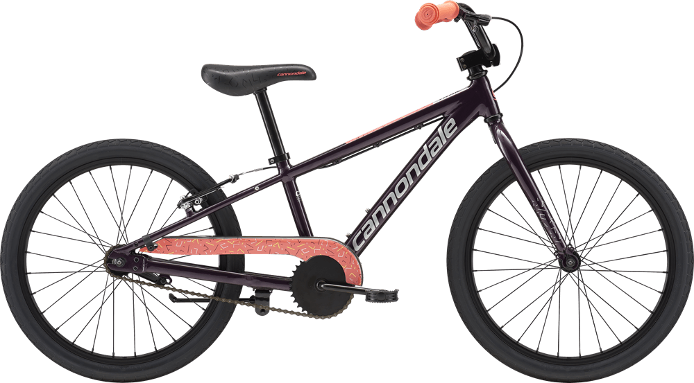Cannondale 20 F Kids Trail Single Speed Girls 2019