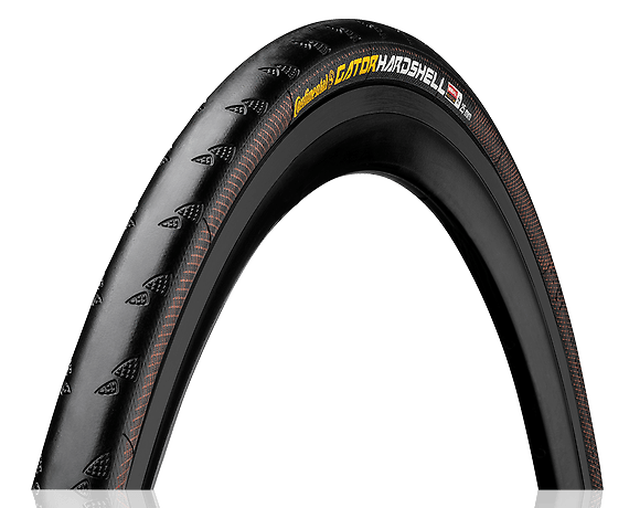 Continental Gator Hardshell Folding Clincher Tyre